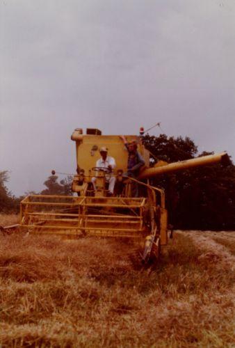 Agriculture à Bardonnex