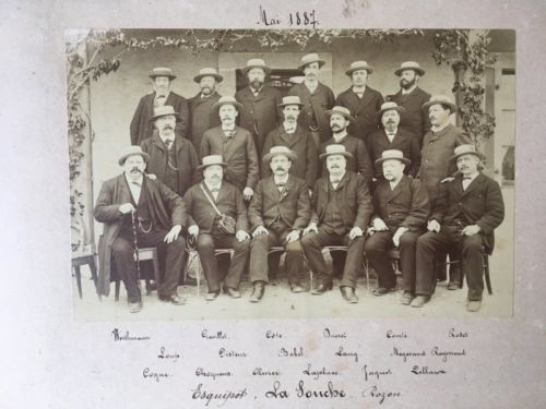1887-05 - Société de boule