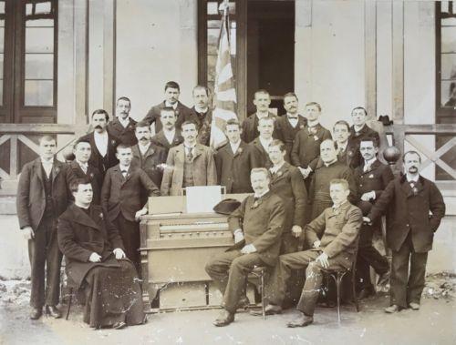1902 - Société de Chant de Compesières