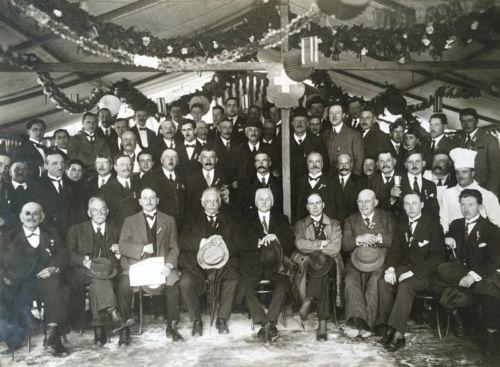 1921 - Fédération des Société de Jeunesse