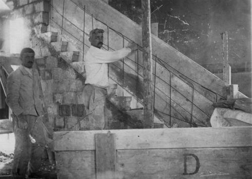 1922 - Compesières Travaux 02