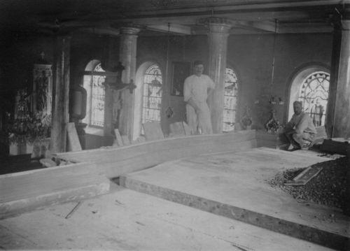 1922 - Compesières Travaux 03