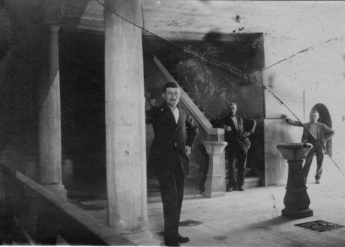 1922 - Compesières Travaux 06