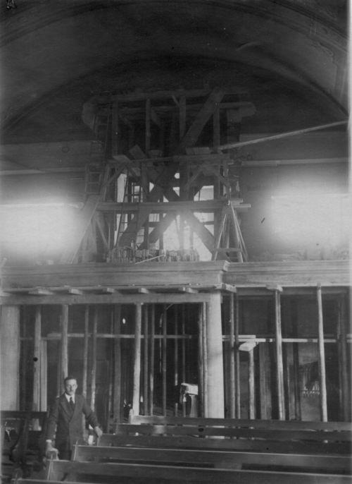 1922 - Compesières Travaux 07