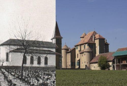 Village de Bardonnex