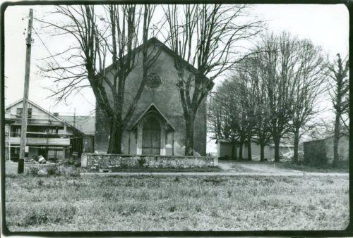 Eglise de la Saint Sylvestre